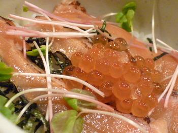 そじ坊(千葉)-炙り鮭の親子丼定食3.JPG
