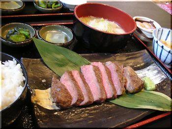 ひもの屋(厚木)-牛ロースの炭火炙り焼き1.JPG