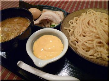 三ツ矢堂製麺(藤沢)-マル得つけめん1.JPG